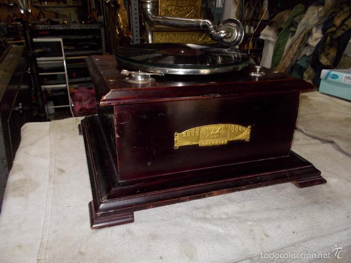 Gramófonos y gramolas: Gramofono Funcionando - Foto 34 - 56456129