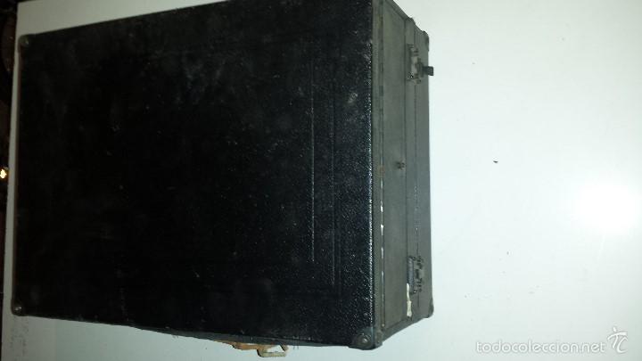 Gramófonos y gramolas: CAJA GRAMOLA ELECTRON - Foto 10 - 56526280
