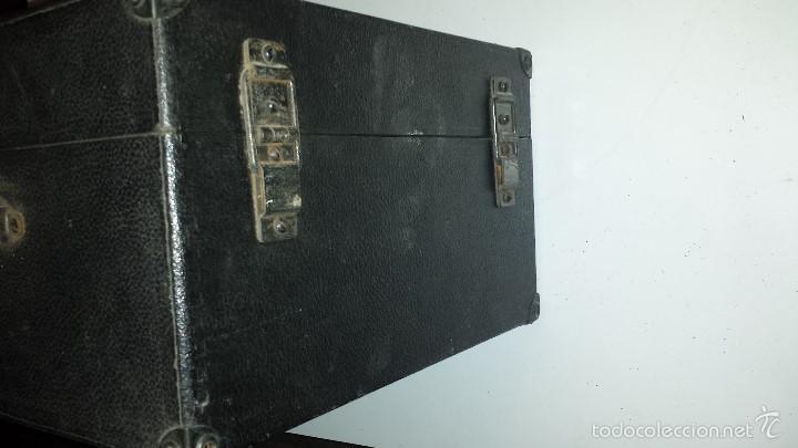 Gramófonos y gramolas: CAJA GRAMOLA ELECTRON - Foto 12 - 56526280