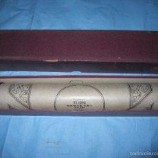 Gramófonos y gramolas: ANTIGUO ROLLO DE PIANOLA THEMODIST TY 1093 SCHUMANN SOLO F MINOR SALAO MOZART. Lote 56776433