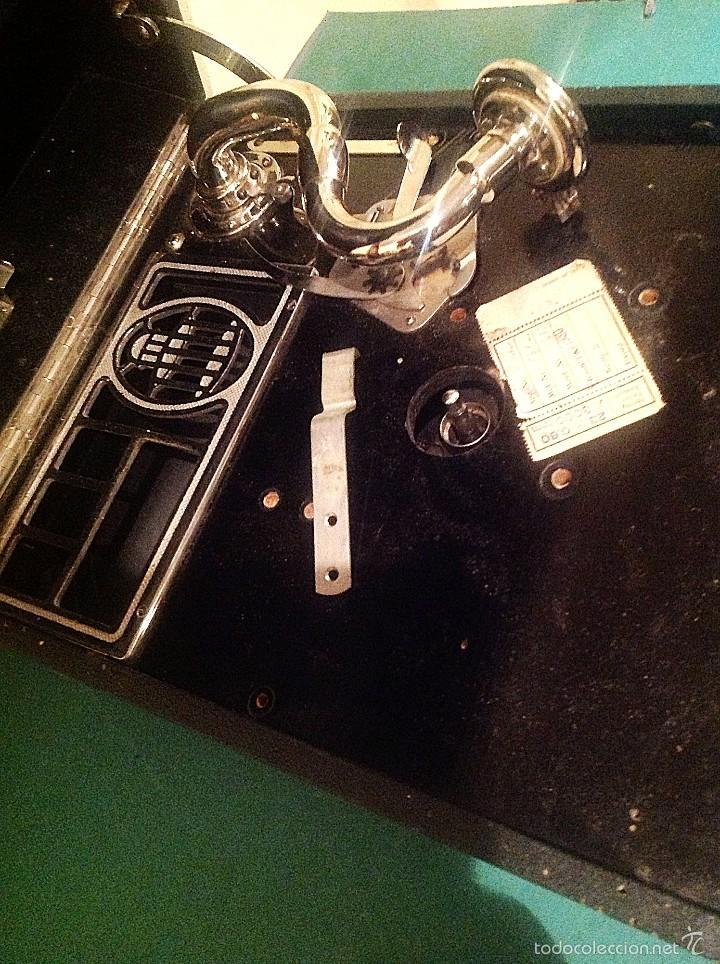 Gramófonos y gramolas: Gramola Gramofóno Made In Germany Orator – Restaurar Montar - Foto 2 - 57019072