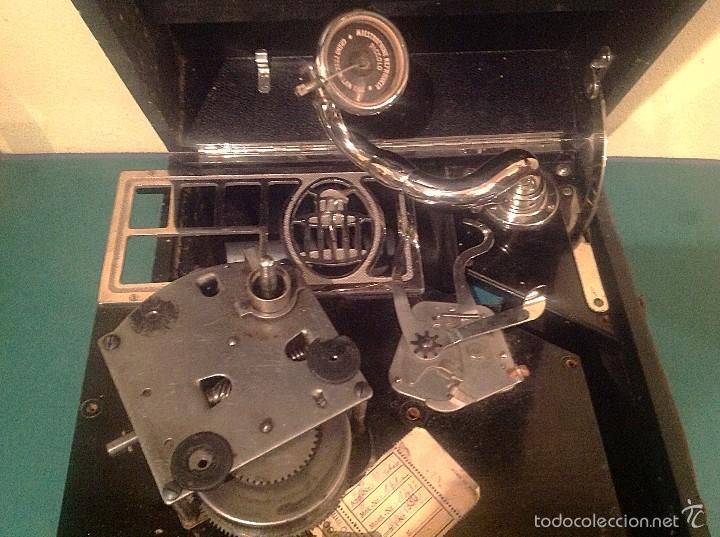 Gramófonos y gramolas: Gramola Gramofóno Made In Germany Orator – Restaurar Montar - Foto 5 - 57019072