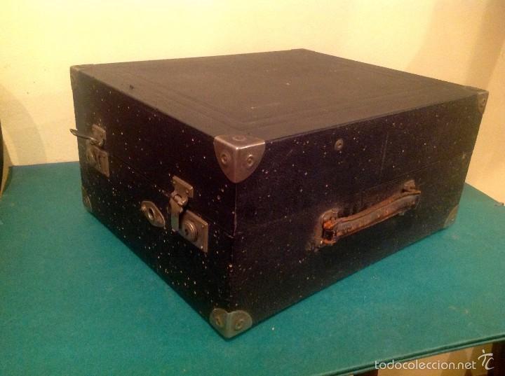 Gramófonos y gramolas: Gramola Gramofóno Made In Germany Orator – Restaurar Montar - Foto 8 - 57019072