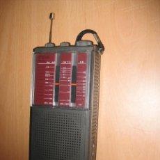 Gramófonos y gramolas: MAGNIFICO RADIO TRANSISTOR PORTATIL *SUPER CONTROL 2000* PB AIR / FM TV1 / CB AÑOS 80. Lote 57048975