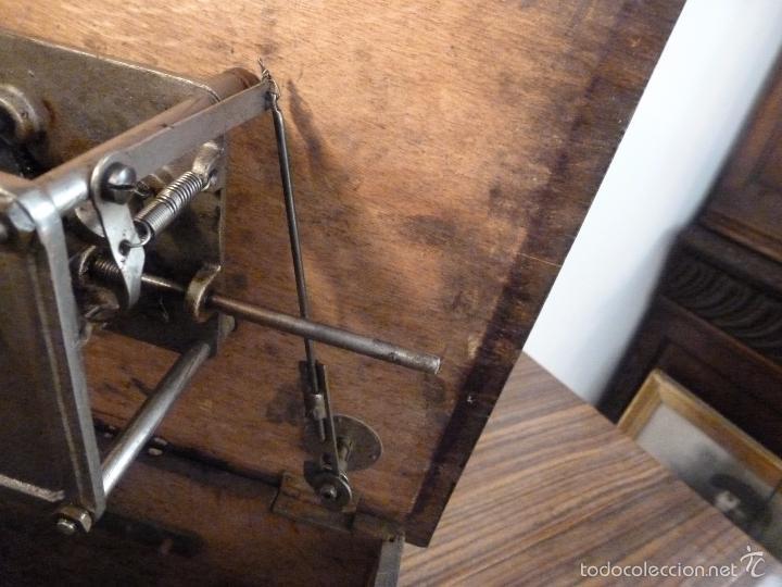 Gramófonos y gramolas: gramofono con trompa - Foto 5 - 57225326