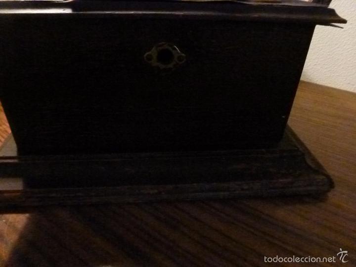 Gramófonos y gramolas: gramofono con trompa - Foto 19 - 57225326