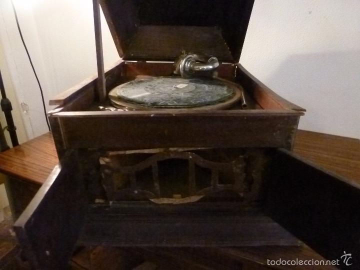 Gramófonos y gramolas: GRAMOFONO - Foto 8 - 57235272