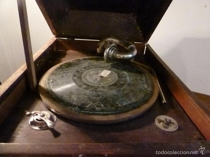 Gramófonos y gramolas: GRAMOFONO - Foto 14 - 57235272