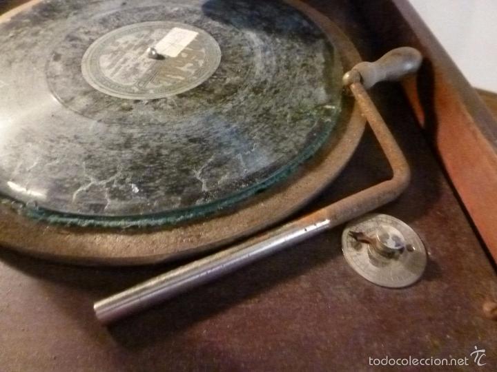 Gramófonos y gramolas: GRAMOFONO - Foto 19 - 57235272