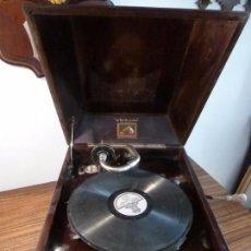 Gramófonos y gramolas: GRAMOFONO. Lote 57235337