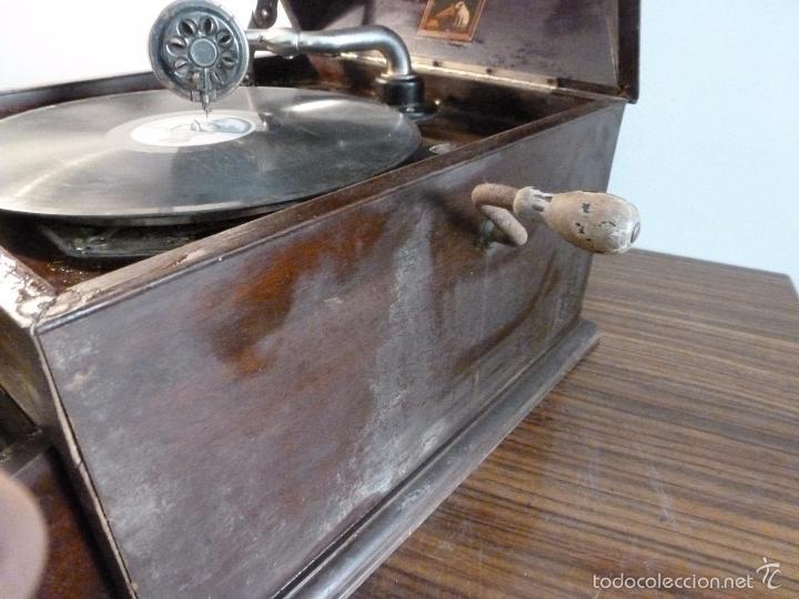 Gramófonos y gramolas: GRAMOFONO - Foto 12 - 57235337
