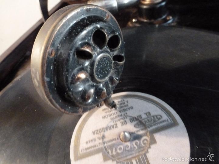 Gramófonos y gramolas: GRAMOFONO - Foto 16 - 57235337