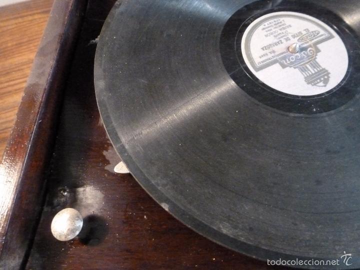 Gramófonos y gramolas: GRAMOFONO - Foto 17 - 57235337