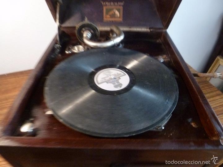 Gramófonos y gramolas: GRAMOFONO - Foto 20 - 57235337