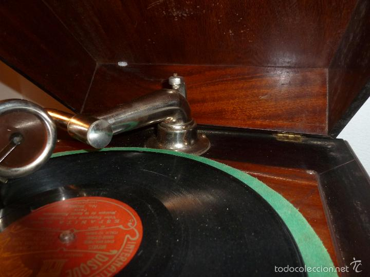 Gramófonos y gramolas: gramofono - Foto 5 - 57300802