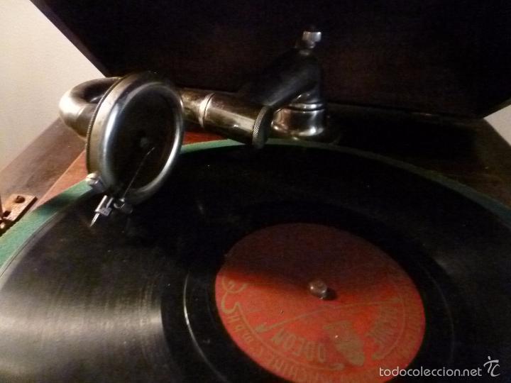 Gramófonos y gramolas: gramofono - Foto 9 - 57300802