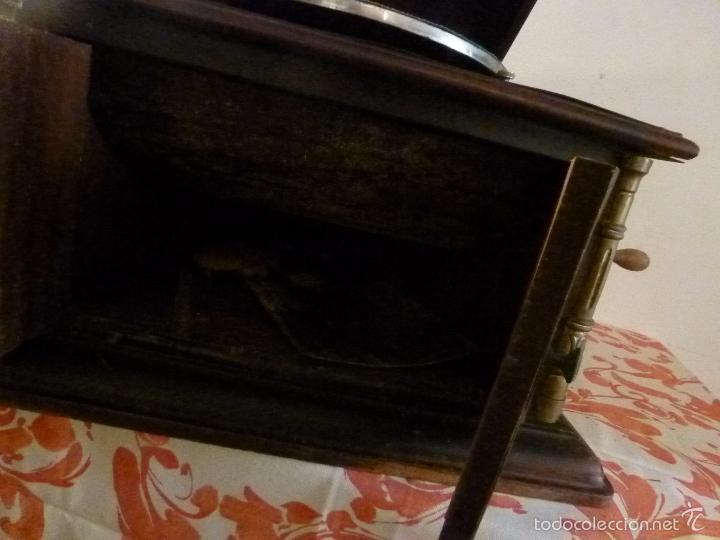 Gramófonos y gramolas: gramofono - Foto 16 - 57300802