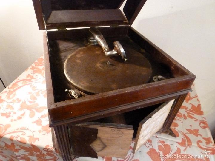 Gramófonos y gramolas: gramofono - Foto 2 - 68133503
