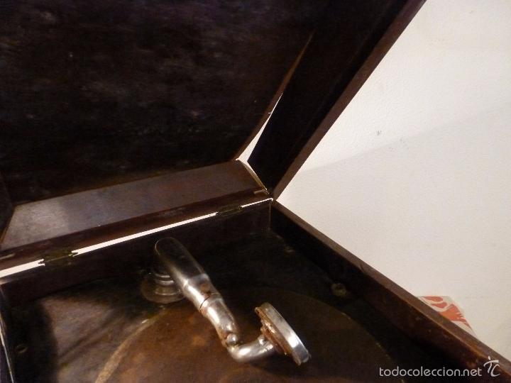 Gramófonos y gramolas: gramofono - Foto 6 - 68133503