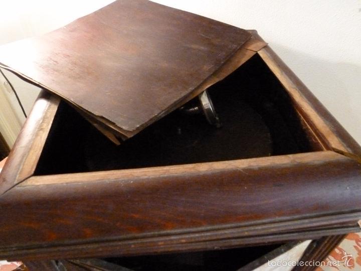 Gramófonos y gramolas: gramofono - Foto 8 - 68133503
