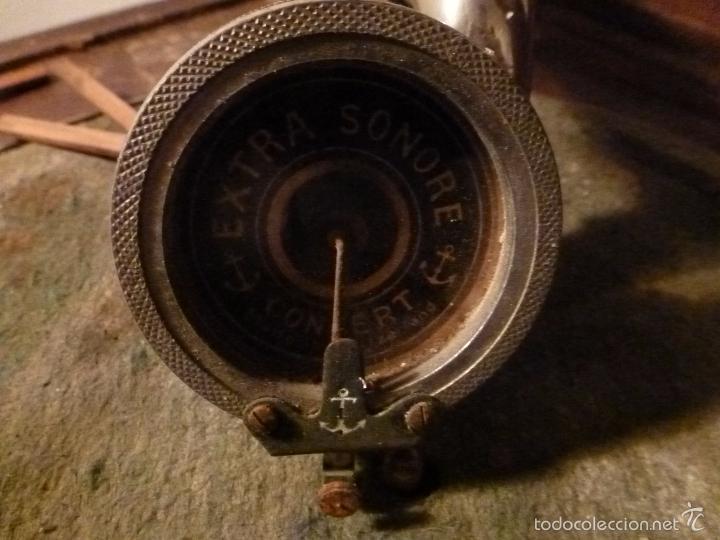Gramófonos y gramolas: gramofono - Foto 12 - 68133487