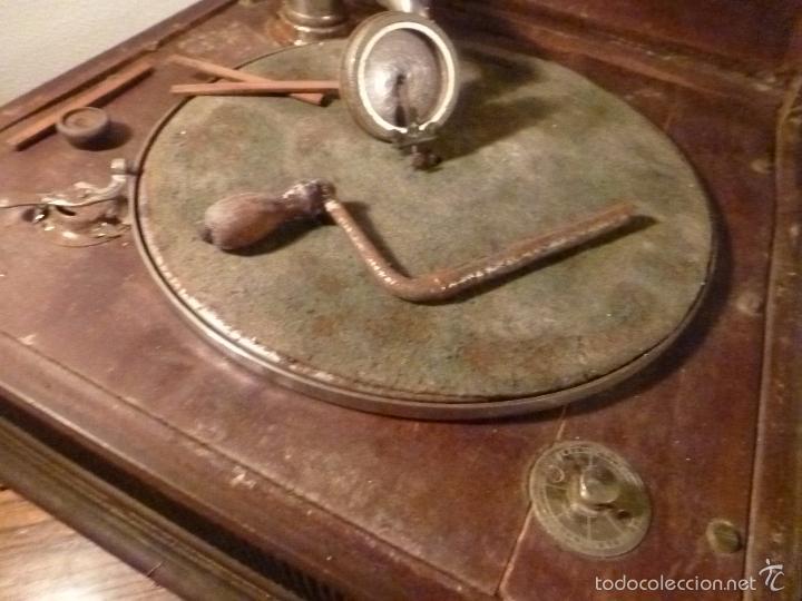 Gramófonos y gramolas: gramofono - Foto 13 - 68133487