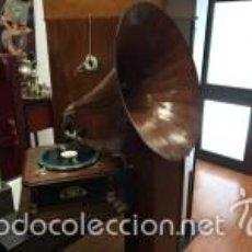 Gramófonos y gramolas: GRAMÓFONO. Lote 61115499