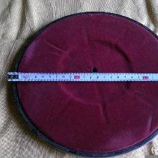 Gramófonos y gramolas: PLATO DE GRAMOFONO 25 CM. Lote 61737092