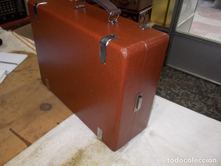 Gramófonos y gramolas: Gramola Thorens funcionando - Foto 12 - 172684208
