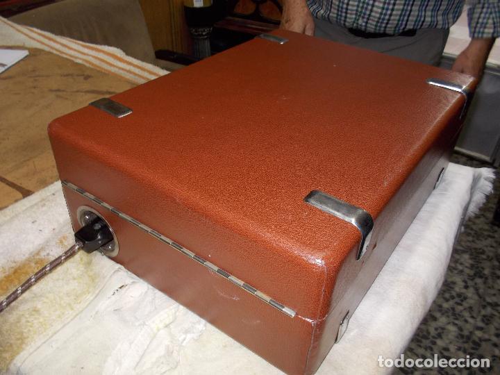 Gramófonos y gramolas: Gramola Thorens funcionando - Foto 15 - 172684208