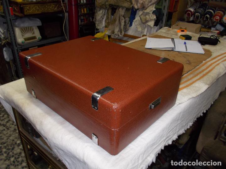 Gramófonos y gramolas: Gramola Thorens funcionando - Foto 16 - 172684208