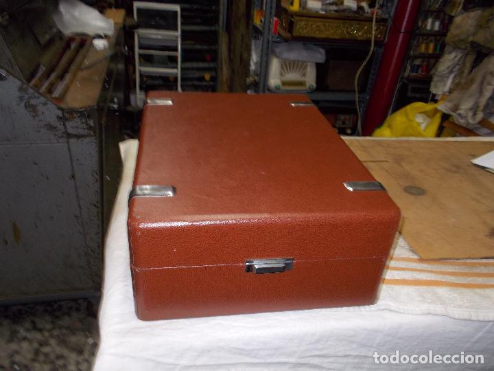 Gramófonos y gramolas: Gramola Thorens funcionando - Foto 17 - 172684208