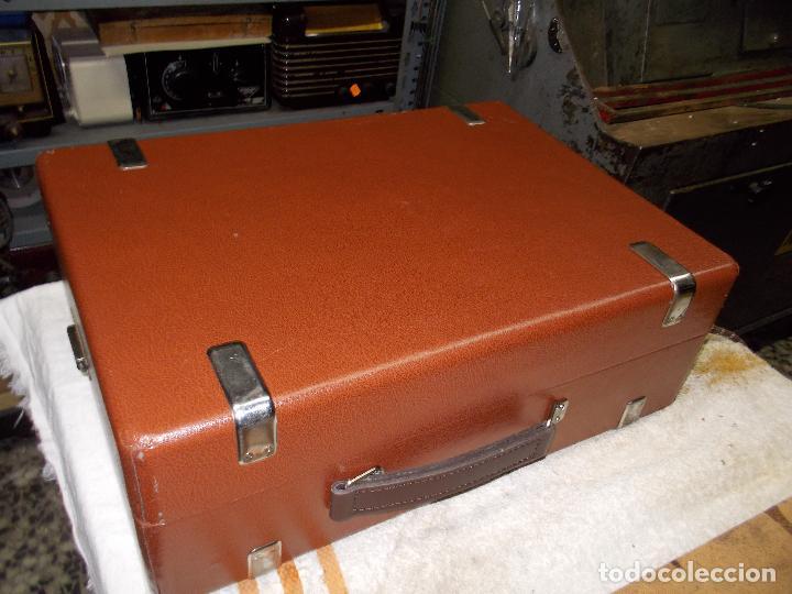 Gramófonos y gramolas: Gramola Thorens funcionando - Foto 18 - 172684208