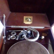 Gramófonos y gramolas: GRAMOFONO LA VOZ DE SU AMO MODELO 103. Lote 68371041
