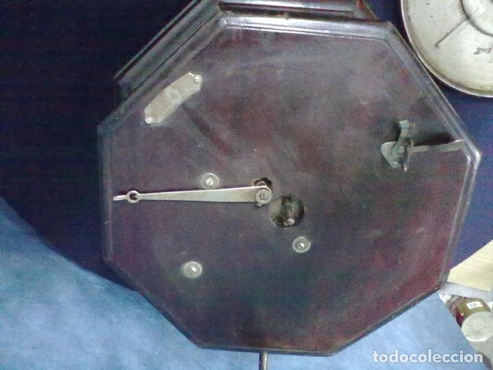 Gramófonos y gramolas: GRAMOFONO OCTOGONAL PARA ARREGLAR - Foto 6 - 69586001