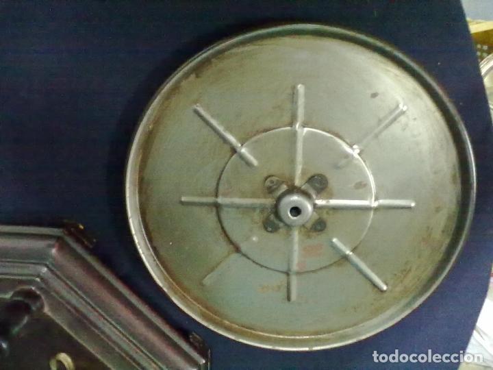 Gramófonos y gramolas: GRAMOFONO OCTOGONAL PARA ARREGLAR - Foto 7 - 69586001