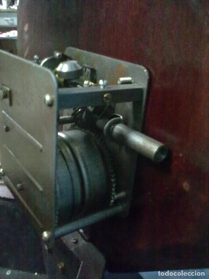 Gramófonos y gramolas: GRAMOFONO OCTOGONAL PARA ARREGLAR - Foto 10 - 69586001