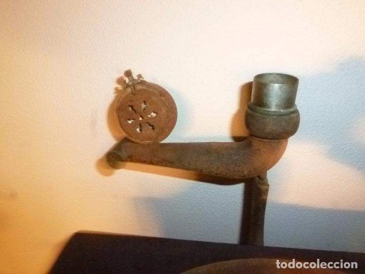 Gramófonos y gramolas: gramofono con trompa - Foto 19 - 70063485