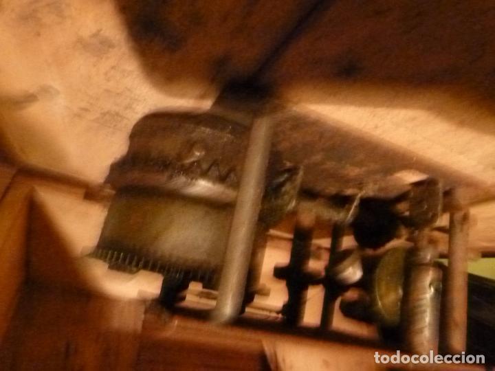 Gramófonos y gramolas: caja de gramofono con trompa - Foto 17 - 70064349