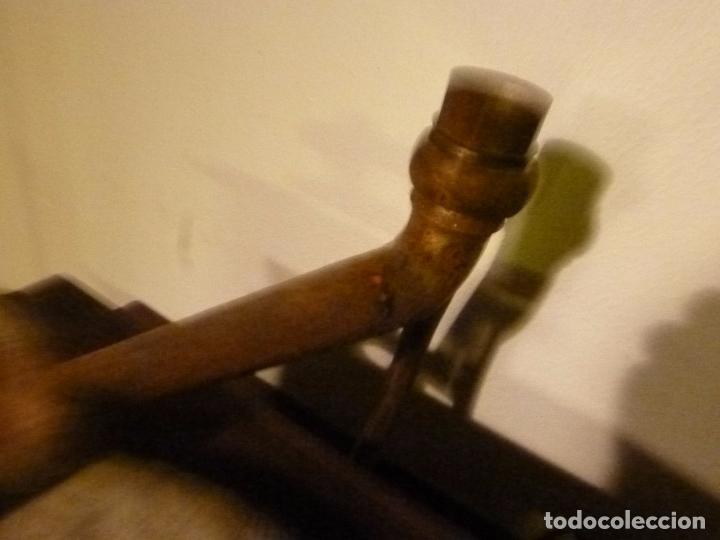 Gramófonos y gramolas: caja de gramofono con trompa - Foto 20 - 70064349