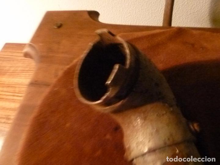 Gramófonos y gramolas: caja de gramofono con trompa - Foto 7 - 70064569