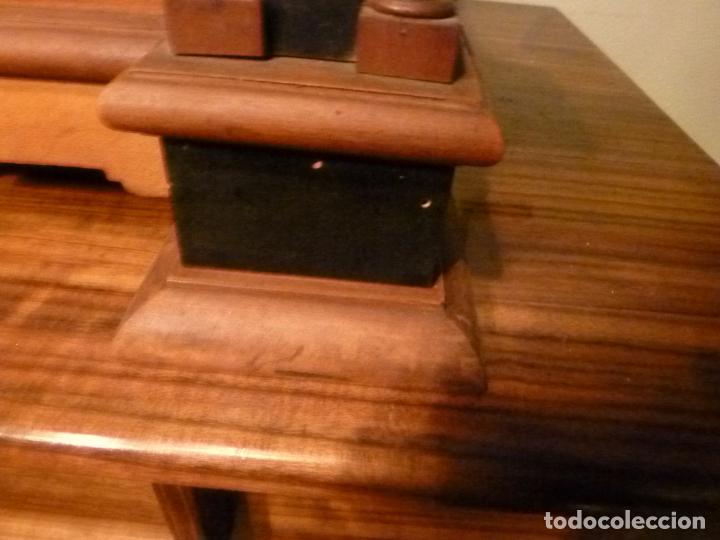 Gramófonos y gramolas: caja de gramofono con trompa - Foto 13 - 70064569