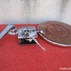 Gramófonos y gramolas: MOTOR DE GRAMOFONO. Lote 70756757