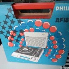 Gramófonos y gramolas: TOCADISCOS PHILIPS AF 180. Lote 75945509