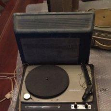 Gramófonos y gramolas: TOCADISCOS COSMO. Lote 77851854