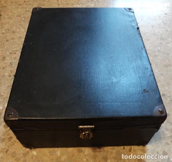 Gramófonos y gramolas: Gramófono portátil Délecta - Foto 3 - 82392268