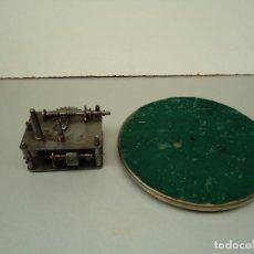Gramófonos y gramolas: MOTOR DE GRAMOFONO 2. Lote 82876196