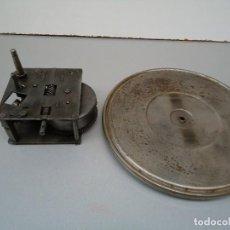 Gramófonos y gramolas: MOTOR DE GRAMOFONO 4. Lote 82876936