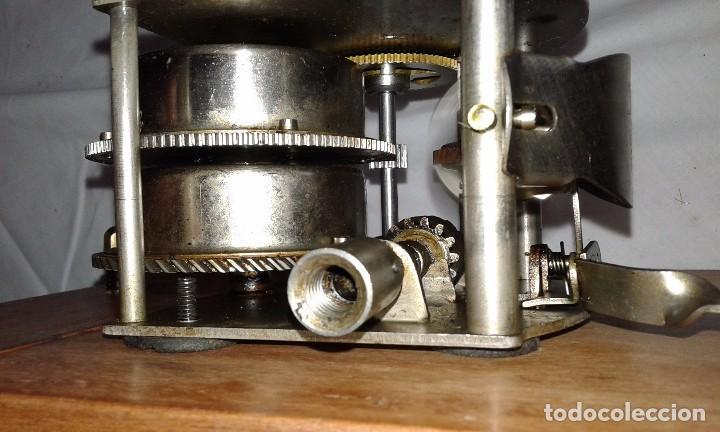 Gramófonos y gramolas: GRAMOLA MUEBLE BAR ART-DECO PRIMER CUARTO SIGLO XX - Foto 13 - 84348160