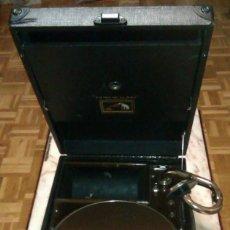 Gramófonos y gramolas: GRAMÓFONO - LA VOZ DE SU AMO. . Lote 86652816
